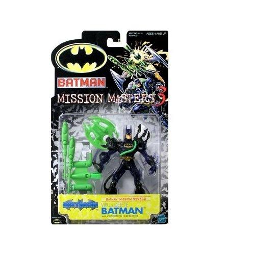 Batman: The New Batman Adventures Mission Masters 3 Virus Delete Batman Action Figure