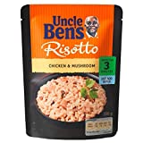Uncle Ben's Chicken & Mushroom Risotto (250g) - Pack of 6