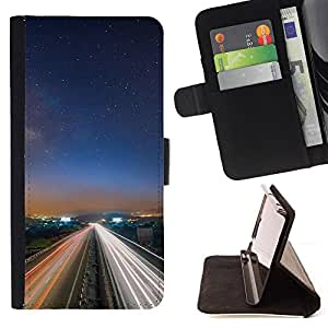 For Apple (5.5 inches!!!) iPhone 6+ Plus / 6S+ Plus,S-type Naturaleza Hermosa Forrest Verde 13- Dibujo PU billetera de cuero Funda Case Caso de la piel de la bolsa protectora