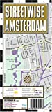 Streetwise Amsterdam Map - Laminated City Street Map of Amsterdam, Netherlands, Streetwise Maps, 1886705917