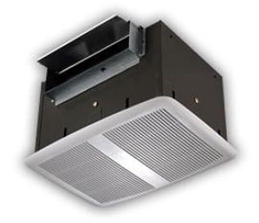 NuTone QT High Capacity Fan CFM White Grille Bathroom - High cfm bathroom fan