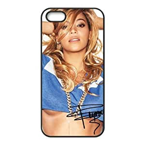 Customize Famous Singer Beyonce Back Case for iphone 5 5S JN5S-2390