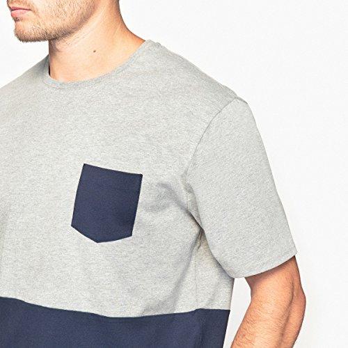 Pigiama Maniche Grigio Corte A Blu La Collections Uomo Tshirt Redoute Chiné 7AFwxftq4