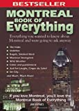 Montreal Book of Everything, Jim Hynes, 0973806370
