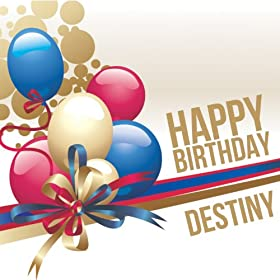 Amazon.com: Happy Birthday Destiny: The Happy Kids Band