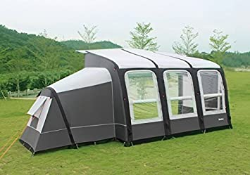 2018 Camptech Starline Inflatable Caravan Porch Awning Amazon Co Uk