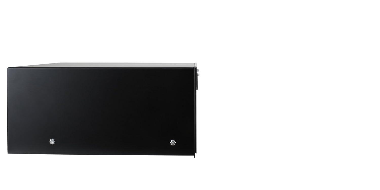 4U Steel Rack Drawer with Slam Latch /& Keyed Lock 15.25 Deep Penn Elcom 3234LK 4 Space