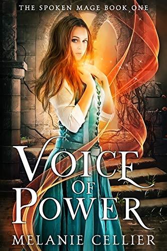 Amazon Voice Of Power The Spoken Mage Book 1 Ebook Melanie