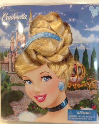 Disney Park Cinderella Dress Up Wig Girls (Pocahontas Dress Up)