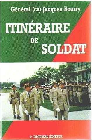 Livres gratuits Itinéraire de soldat pdf, epub
