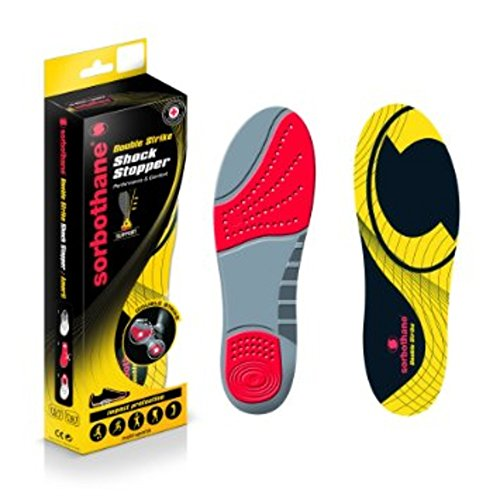 Sorbothane Double Strike - Plantillas deportivas Color 11