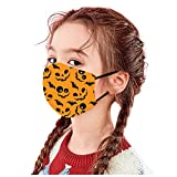 Funny Facemask for Kids, Breathable Dust Windproof Children Face Headwear Balaclavas Funny Costumes for Halloween Cosplay Party Supplies-3pcs