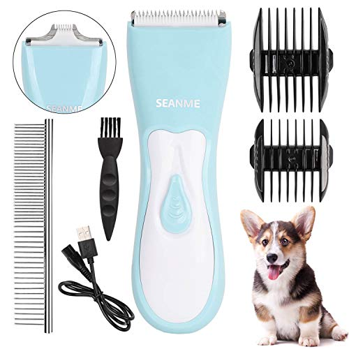 seanme Dog Clippers Washable