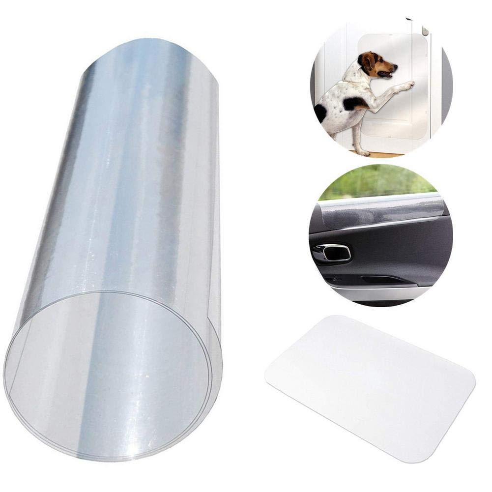 Gorgebuy Door Scratch Protector Premium Dogs Cats Door Cover