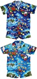 RJC Boys Snorkel Delight 2pc Set in Navy Blue - 12 Months