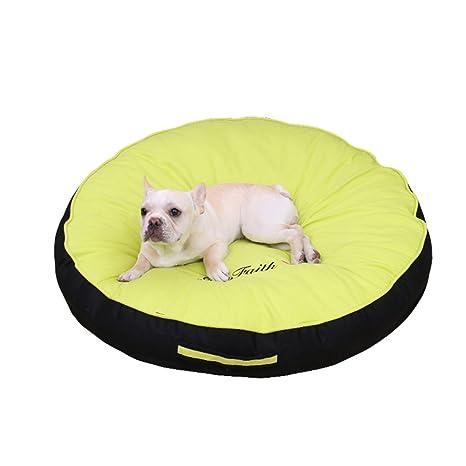 casas para perros interiores Cama rectangular para perro - casa de perro - alfombra lavable y transpirable, ...