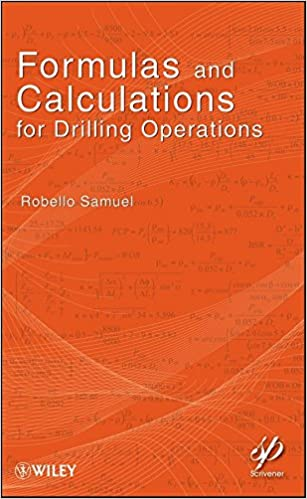 Amazon in: Buy Formulas And Calculations For Drilling