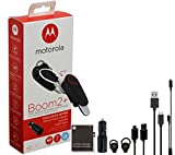 "Best Bluetooth Headset For Motorolas - Motorola Boom 2 ""HD"" Sound Universal Bluetooth Headset Review"