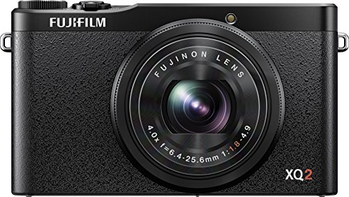 Fujifilm XQ2 Digital Camera with 3.0-Inch LCD (Black)