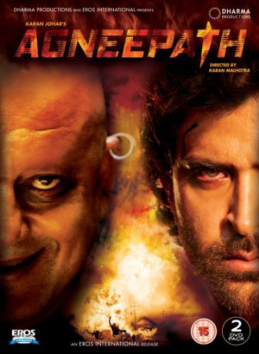 Search : Agneepath (2 Disc Set) Bollywood DVD With English Subtitles by Hrithik Roshan