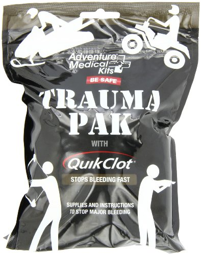 Adventure Medical Kits Trauma Pack with QuikClot, Outdoor Stuffs