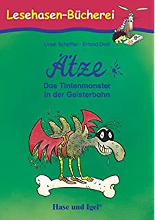 ätze Das Tintenmonster Leserabe Schulausgabe In Broschur Amazon