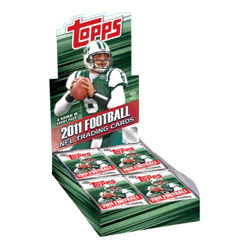 NFL 2011 Topps Hobby (36 Packs) (Super Bowl Bronze Coin)
