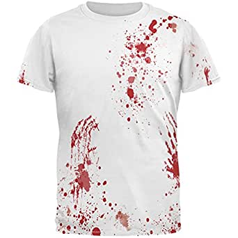 Amazon.com: Old Glory Halloween Blood Splatter All Over