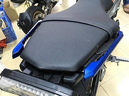 /16 ETbotu CNC posteriore sedile del passeggero mano sbarra rail per Yamaha mt-09/FZ09/13/