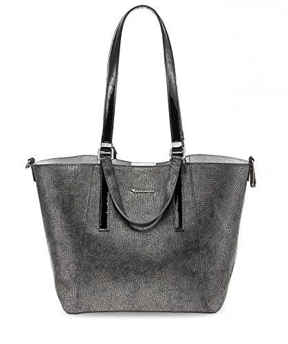 Tamaris AMBER Handbag graphite - Bolso de mano Mujer 41x26x16 cm (B x H x T)