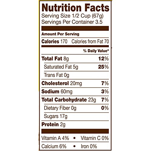 Nestle, Toll House Cookie Dough Ice Cream, Pint (8 Count) by Dreyer's/Edy's (Image #1)