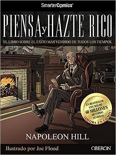 e59f23a239f0 Piensa y hazte rico ahora en comic Libros Singulares  Amazon.es  Napoleon  Hill
