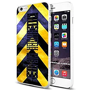 MLB Pittsburgh Pirates Stripes Baseball,Cool Case Cover For Apple Iphone 6 Plus 5.5 Inch Smartphone Collector iphone PC Hard Case White