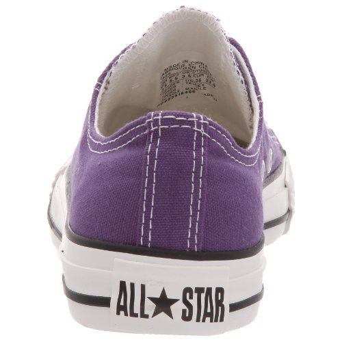 Converse Chuck Taylor All Star Season Ox, Zapatillas Unisex adulto Morado (Violet Foncé)