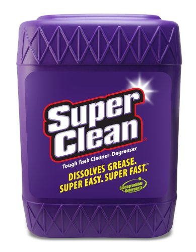 SuperClean 100725 Cleaner Degreaser - 5 Gallon Pail by SuperClean