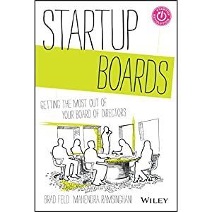 Startup Boards Audiobook