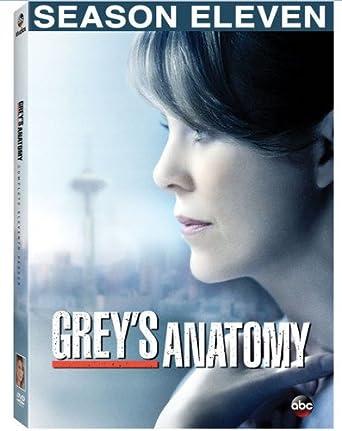 Amazon Greys Anatomy Season 11 Ellen Pompeo Patrick Dempsey