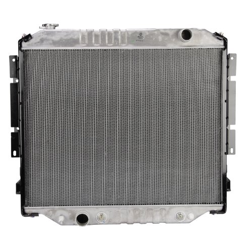 Spectra Premium CU1165 Complete Radiator for Ford Bronce/F Series