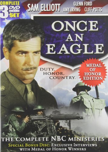 DVD : Once an Eagle (DVD)