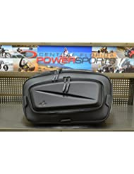 Can-Am 219400168 Black Semi-Rigid Rear Top Cargo Travel Bag