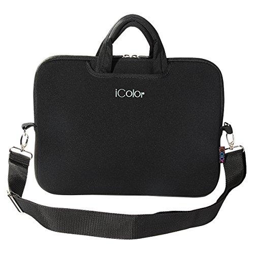 "iColor- Fashion Black 9.7"" 10"" 10.2"" inch iPad/ Tablet / Net"