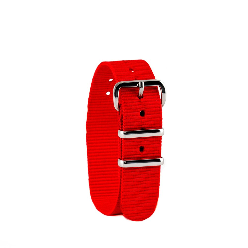 EasyRead Time Teacher Children's Watch Band - Red