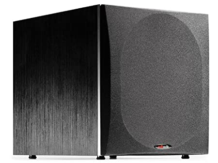 Review Polk Audio PSW505 12-Inch Powered Subwoofer (Single, Black)