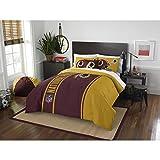 Washington Redskins Comforter Set Bedding Shams NFL 3 Piece Full Size 1 Comforter 2 Shams Football Linen Applique Bedroom Decor Imported Sold byMBG.4u.