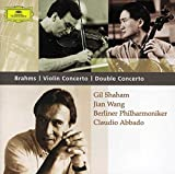 Brahms: Violin Concerto in D major,Op. 77 / Double Concerto in A minor,Op.102 ~ Shaham / Abbado