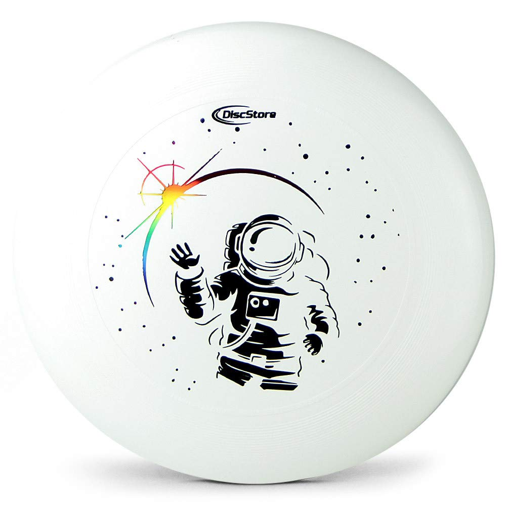 Disc Space Discraft Ultra-Star 175g Ultimate Disc (USA Ultimate Approved) - White by Disc Store