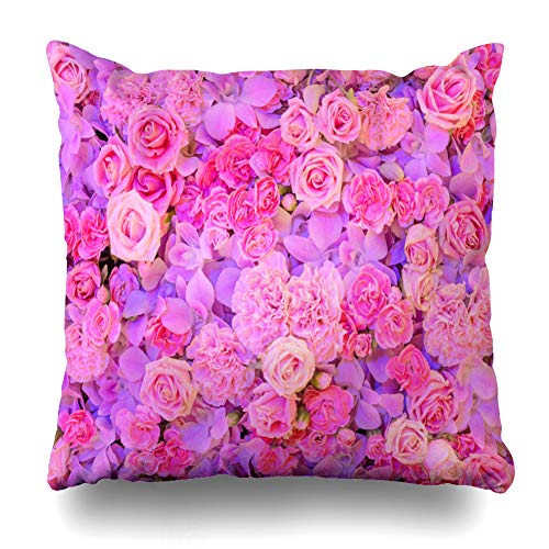 Suesoso Decorative Pillows Case 18 X 18 inch