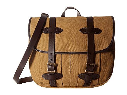 Filson Unisex Medium Field Bag Tan 1 One Size ()