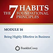 Being Highly Effective in Business |  FranklinCovey