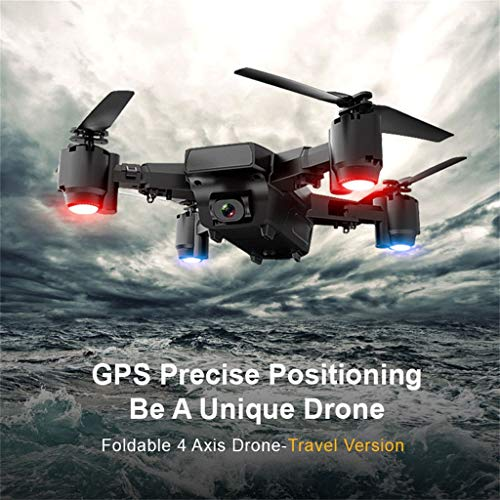 LikeroS30 5MP 1080P HD Camera 5G GPS WiFi FPV Foldable RC Drone Quadcopter,Foldable RC Quadcopter,Beginners-Controlled Through The Mobile Phone App-One-Key Start&one-Key Landing by Likero (Image #8)